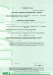 Cert.-Nº-1787-MDD---BV-MEDICAL-TECHNOLOGIES,-S.L.-(Inglés)